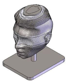 Be a Head - 3D